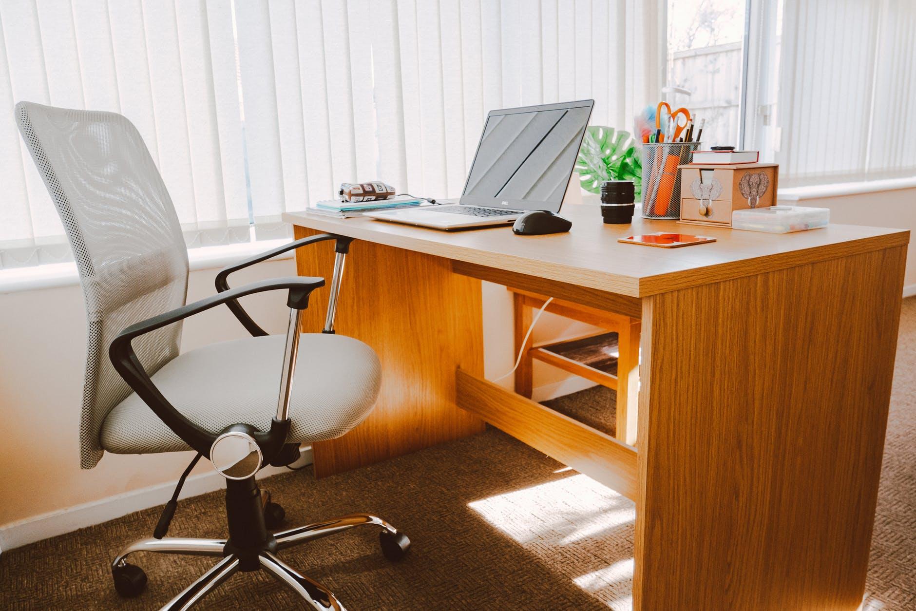 nowoczesne krzesło do biurka