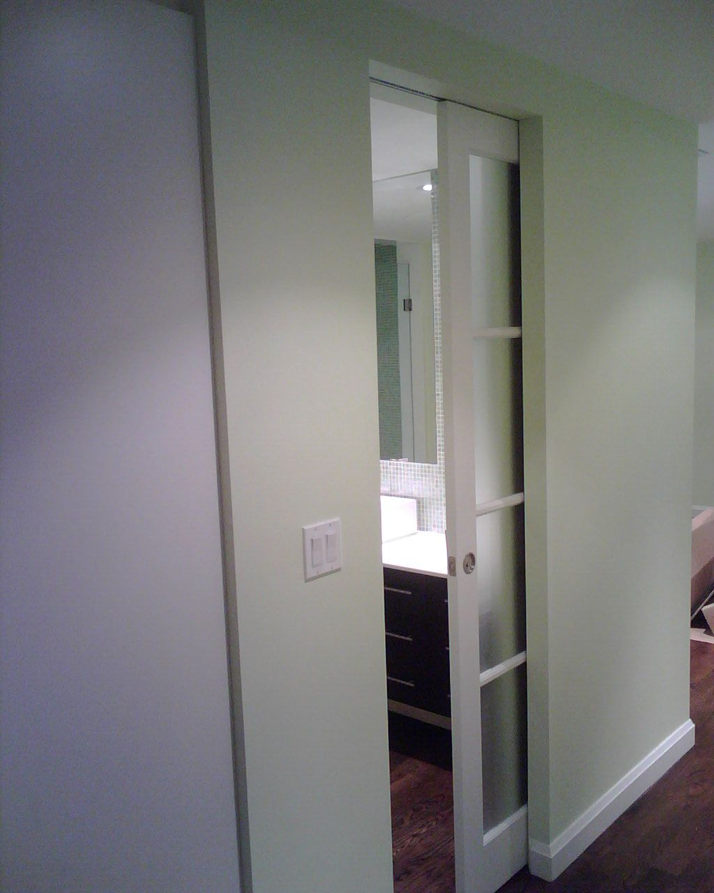 drzwi przesuwne w mieszkaniu