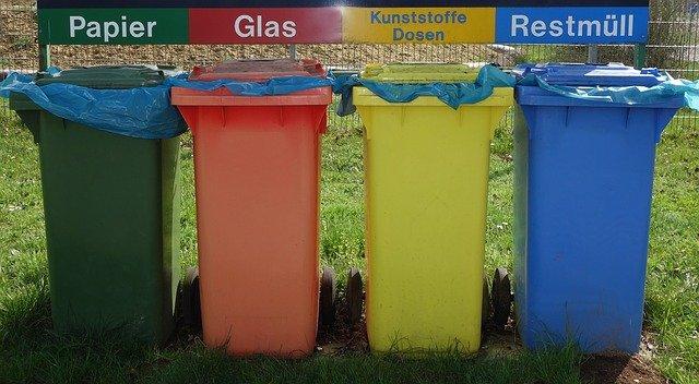segregacja śmieci to znak twojej troski o środowisko